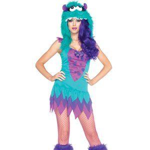 Leg Avenue Fuzzy Frankie Costume